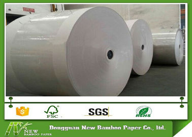 China Anti-Curl Matte from 300gsm to 650gsm Grey Paper Roll for Offset Printing supplier