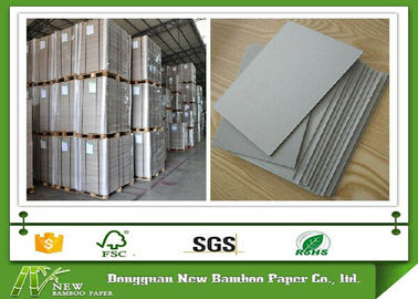 China Arch file stationery used Grade A Grey Paper Board for book Binding supplier