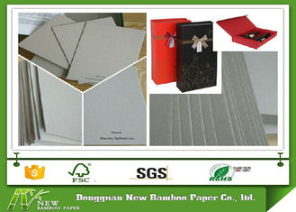 China High density recycled Grey Board Sheets Chipboard used for notebook supplier