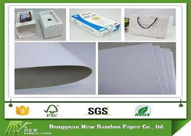 China Good Whiteness Whiteboard Paper Grey Back Used for Package Boxes supplier