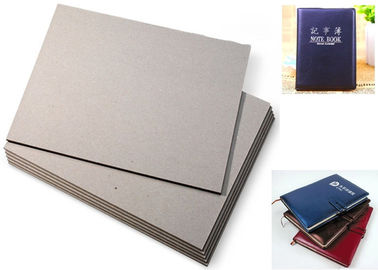 China Exercise Book use Single Layer Grey Board Sheets , 2mm Greyboard supplier