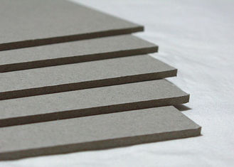 China Unbleached Greyboard Paper for making Book Cover/ Arch File / Desk calendar supplier