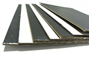 China Folding Resistance Thick Solid Laminated Grey Board SGS Qualified supplier