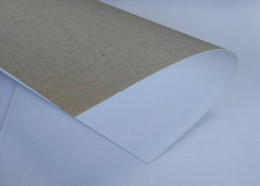 Mixed Pulp One Side Coated Duplex Board White Back for Shopping Bag