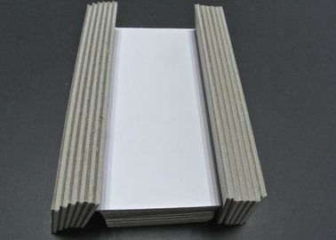 China Hardcover Books / Wine Box Special Paper Sponge Coated Gray Board Sheets supplier