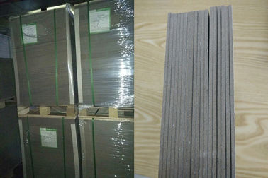 China Hard Grey Board Book Binding Boards 1800gsm Smooth Surface Cover Material supplier