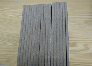 China Grey Laminated Paperboard , Grey Board 2mm to 4mm made by laminated machine supplier