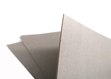 China Hard and Strong Laminated Grey Board , Two Side Grey Paper Board supplier