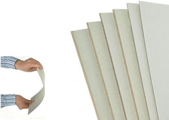 China 2mm 1200 Gsm Thickness Gray Paperboard Stocklot Stiff Cardboard Paper Sheets supplier