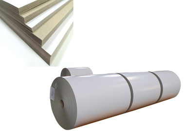 China Packing / Printing used 250gsm Duplex Board Paper in Sheet or Reel supplier