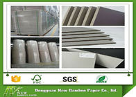 China Compressed 2mm Double and Full Grey Cardboard Sheets Thick Reycled Paper company