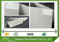 High Standard Stiffness Degradable Grey Board Paper , Thick 2.21mm