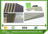 1100gsm Mixed Pulp Grade A Grey Board for Printing Industry / Stationery