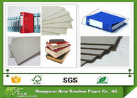 1000g Economic and Laminated Uncoated Grey Cardboard Sheets for Folder