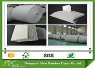 China Grade AA 420g Chemical-Mechanical Pulp Gray Cardboard roll for gift package box / factory