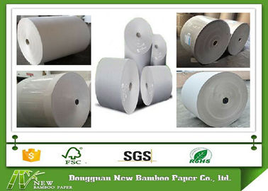 Good Stiffness Professional Grey Paper Cardboard Roll for Book Binding