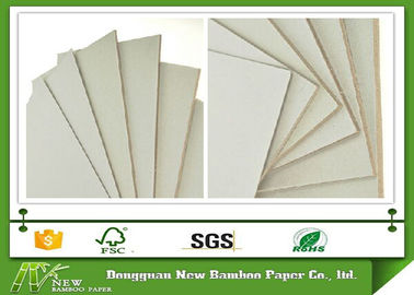 Degradable 1.53mm Solid and compressed Grey Cardboard sheet for Arch File