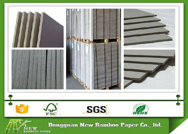Single layer laminated Grade A Grey Chipboard for making Furniture / arch file