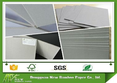 Grade B Stone One Layer 900gsm 1.5mm Gray Board for Printing and Package
