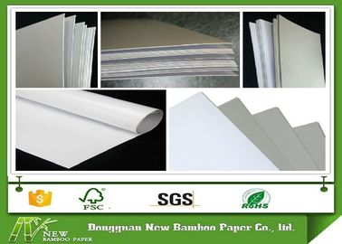 One Side / Two Side Coated Duplex Paper Board White Regular Size 700 x 1000mm