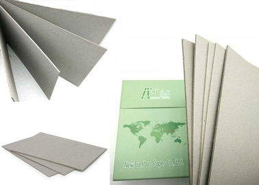 China Thick Grey Chip Board 1.3mm Carton Paper Stocklot for high-grade carton packing factory