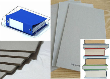 China Arch file stationery used Grade A Grey Paper Board for book Binding factory
