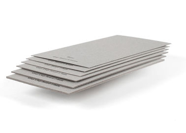 Mixed Pulp Solid Laminated Grey board Grade AA for Book cover / Photo frame