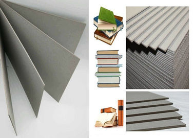 China Foldable 950gsm / 1.53mm Book Binding Board with Hard Stiffness factory