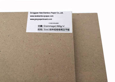 China Specialty sheet and roll 100% recycled paper 360gsm 420gsm core board paper factory
