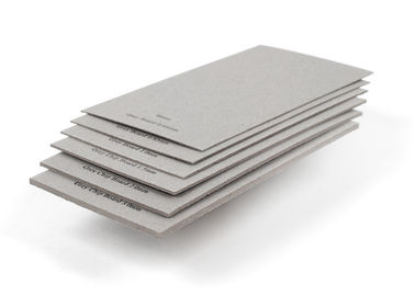Environment Grade A 320g-1950g Laminated Grey Board for Puzzl Sheet Paper