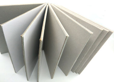 China Certificate Cover One Side Sponge Gray Paperboard Both Sides Sponge Grey Board factory